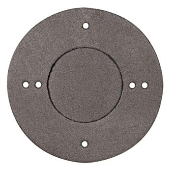 Pass & Seymour WPGASR101 Black Polyethylene Round Weatherproof Box Gasket