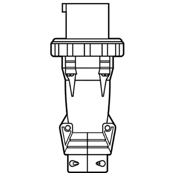 Mayer-60A Pin & Sleeve Plug PS460P5W-1