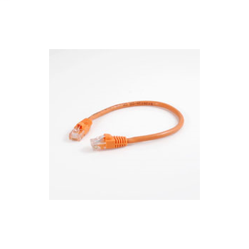 Mayer-14ft Value Series Cat5E Booted Patch Cord - Orange 570-140-014-1