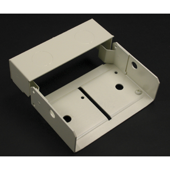 4000 Internal Corner Coupling (Plated) Fitting G4017TCA