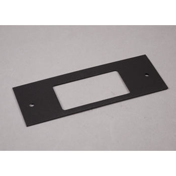 OFR Series Overfloor Raceway Decorator Device Plate OFR47-R