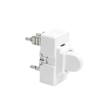 Momentary Contact Switch, White 1091W