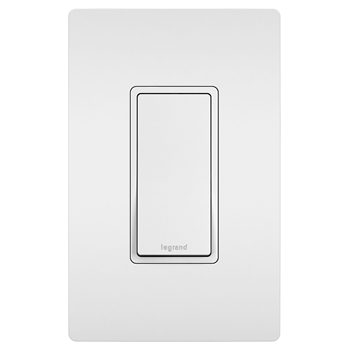 15A Single Pole Switch, White TM870W