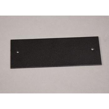 Mayer-OFR Series Overfloor Raceway Blank Device Plate OFR47-B-1