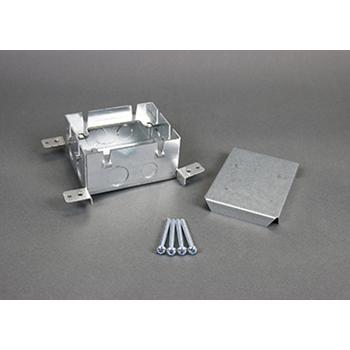 880M1 - Omnibox Series Shallow Steel Floor Box 880M1