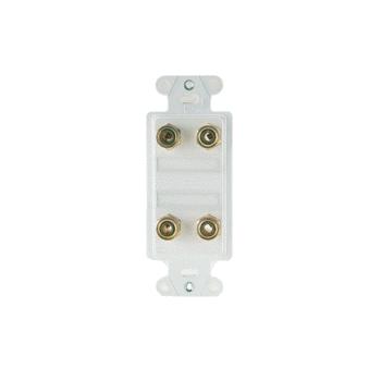 Universal Dual Speaker Strap F9005-WH
