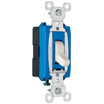 Mayer-Commerical Specification Grade Switch, Light Almond CS15AC1LA-1