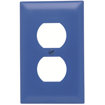 P&S TP8-BL TRADEMASTER WALL PLATE 1