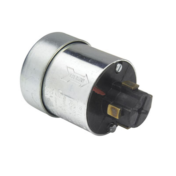 30 Amp Power Interrupting Plug, Metallic with Rubber Cord Grip 21415