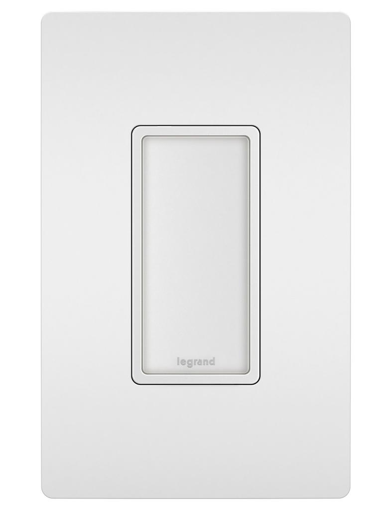 Pass & Seymour NTLFULLWCC6 120/125 Volt White Full Night Light with Adjustable Light Level