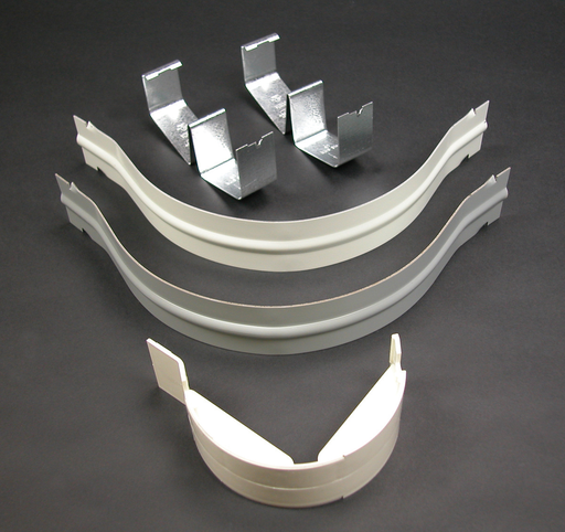 4000 Radiused Insert for Divided Flat Elbow Fitting