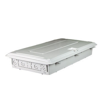 Mayer-PLASTIC 30 IN ENCL W/TRIM & HINGED COVER-1
