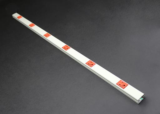 20IG306 Steel Plugmold® Multioutlet System
