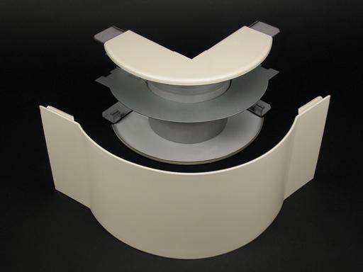 4000 Radiused Full Capacity External Elbow Fitting