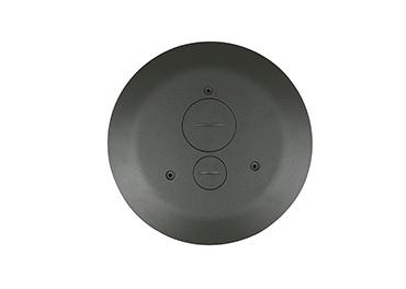 Mayer-4FFATC15 Flush Furniture Feed Poke-Thru Assembly, Black-1