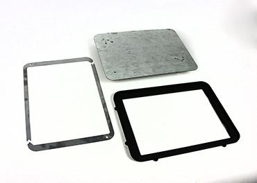 Mayer-Evolution Series EFB45 Floor Box Bare Concrete/Terrazzo Trim Ring-1