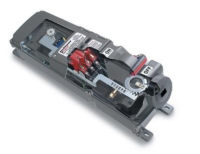 60A 3 Pole 4 Wire Fusible Mechanical Interlock