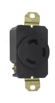 Mayer-30 Amp NEMA L530 Single Receptacle-1