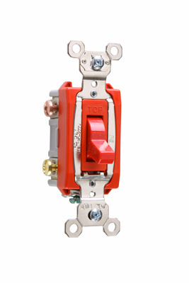Mayer-Industrial Extra Heavy-Duty Specification Grade Switch, Red-1