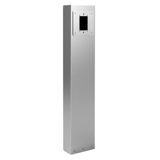 Mayer-Outdoor Power Pedestal, 1-Gang Device Plate-1