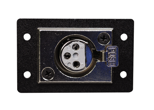 XLR 3-Pin Female to Solder Cups