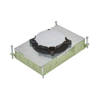 Mayer-RFB2E-OG Series Two Compartment Recessed On-Grade Floor Box-1