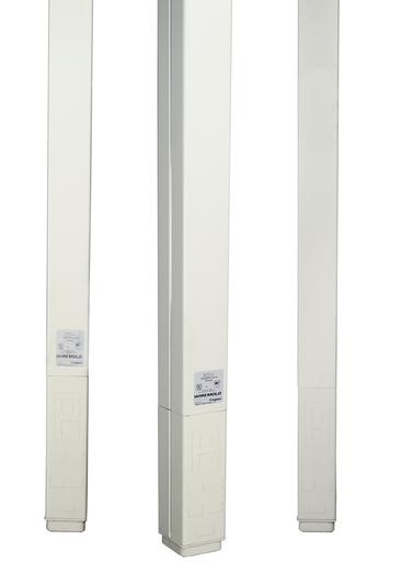 25DTC Series Blank Steel Poles