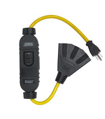 Mayer-In-Line Portable 15A GFCI, Auto Reset-1