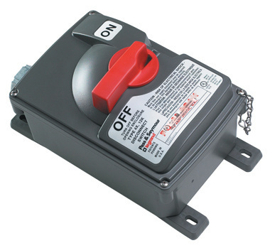 Mayer-Non-Fusible Safety Switch, 30 Amps-1