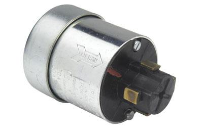 30 Amp Power Interrupting Plug, Metallic with Rubber Cord Grip