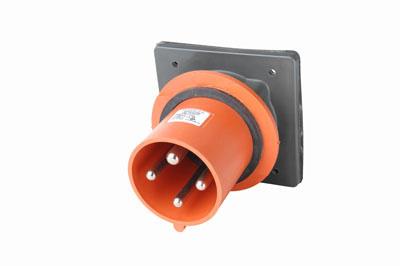 60A Pin & Sleeve Splashproof Inlet