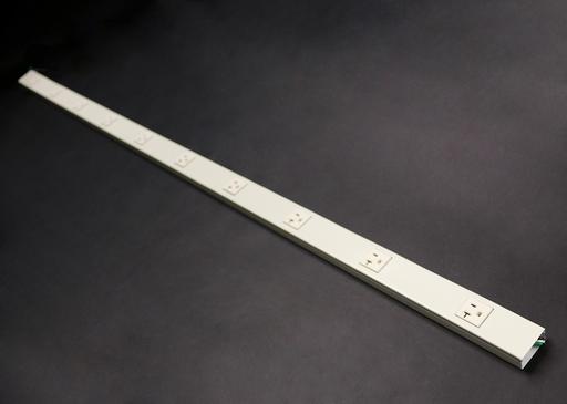 Mayer-V24GB606 Steel Plugmold® Multioutlet Strip-1