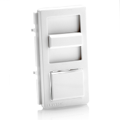 Combination Dimmer Switches