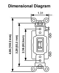 leviton 1221 2gl key switch single pole gray w key rh codale com leviton switch wiring diagram 4 way leviton dimmer switch wiring diagram