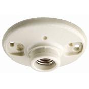 LEV 49875 PORC KEYLESS LAMPHOLDER