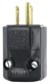 5266-N, 125 Volt, 15 Amp, 3 Wire, 2 Pole