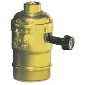 LEV 7090-PG MTL 2CIRCUIT LAMPHOLDER