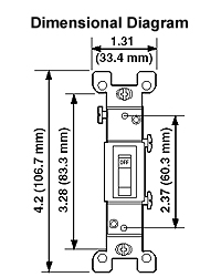 On Off Spst Toggle Switch Wiring additionally mon Electrical Schematic Symbols also 2005 Gmc C5500 Engine Wiring Schematic further 2 as well 2 Pole Toggle Switch Wiring. on wiring triple light switch diagram