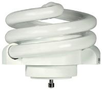 Leviton 9865-13W 120 VAC 13 W Ceiling Mount GU24 Compact Fluorescent Lamp