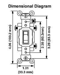 leviton cs320 277v 3way ac toggle switch