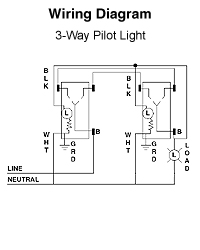 leviton 5638 2w 20a 120v decora plus rocker pilot light switch Four- Way Switch Wiring wiring diagram