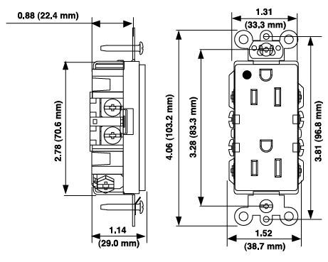 nema 5 15r wiring diagram get wiring and engine book