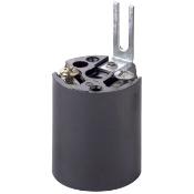 LEV 3352-1 PLSTC MED LAMPHOLDER