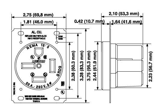 6 50r wiring diagram circuit diagram maker nema 10 50r wiring diagram nema socket photocell wiring diagram