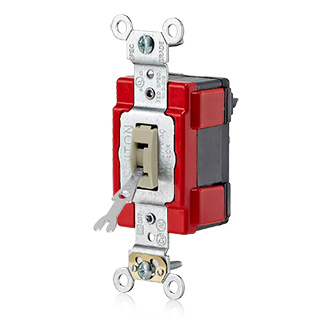 LEV M1221-IL SP 20A TOGGLE SWITCH