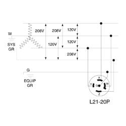 Nema L21 20 Wiring - Wiring Diagrams Structure Nema L Wiring Diagram on