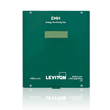 Leviton,A8812-1,ENERGY MONITORING HUB C