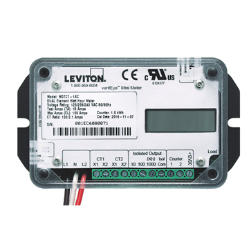 LEV MDNCT-2SP DUAL ELE 3W MM 200A 2