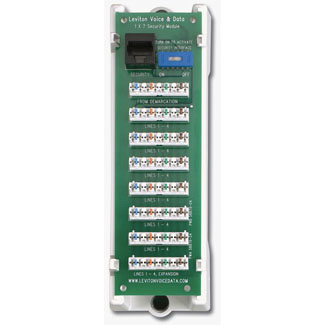 1x7 Telephone Security Module