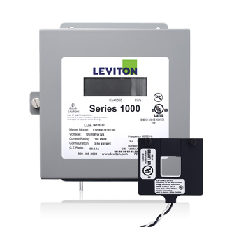 LEV 1K120-4W 120V 400A 1P2W IN KIT